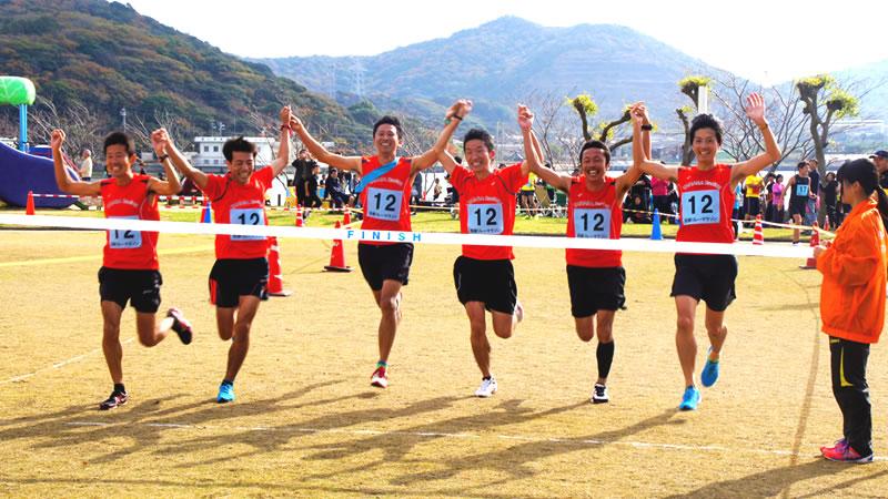 田原リレーマラソン イメージ1