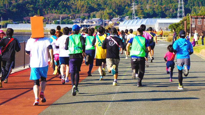田原リレーマラソン イメージ2
